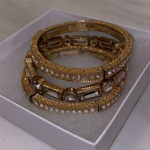 Gold Layered Bracelets